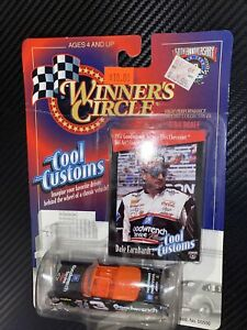 WINNERS CIRCLE Dale Earnhardt Cool Customs 57 Chevy Diecast!