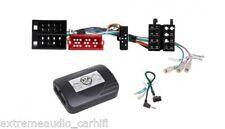 Adaptador mando volante can-bus OPEL MOVANO ( Tipo B ), OPEL VIVARO (TIPO A)