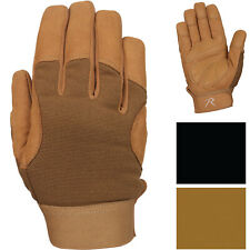 Lightweight Tactical Gloves All Purpose Work Airsoft Sports Mechanics Military
