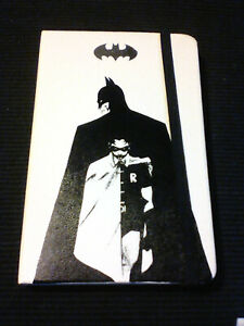 Batman & Robin Moleskine Notizbuch (klein)