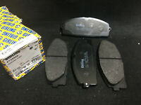 Girling Front Brake Pad Set for Toyota Hiace 2005-2020 6134859 NEW