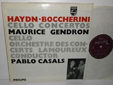 ABL 3355 Haydn & Boccherini Cello Concertos Maurice Gendron Lameroux Orch Casals