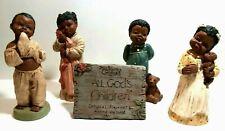 All God's Children Martha Holcombe - Bed Time