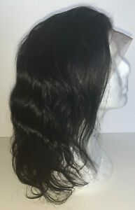 Catti Lace Front 100% Human Hair Wig (Super Soft Hair)