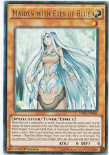 Maiden with Eyes of Blue LDK2-ENK06 *Ultra Rare *1st Edition *NM/Mint