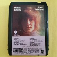 HELEN REDDY I Am Woman 8 Track Tape 1972 Capitol 8XT 11068