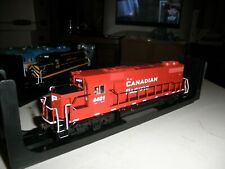 Canadian Pacific   GP38-2, Gold series