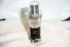 Zenith Lightning Bolt 25Z6G Radio Tube tested NOS