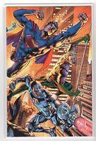 Justice League of America #2 DC Comics ( 2015 SDCC Retailer Variant Cover )
