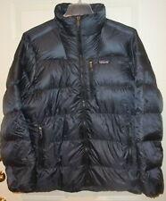 Patagonia 84856 Men's Blue Fitz Roy Down Puffer Jacket Large