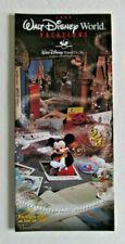 "1997 Walt Disney World Vacations Brochure - "" 25Th Anniversary Celebration """