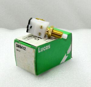 Lucas SMB412 Brake Light Switch, Intermotor 51460 - new old stock