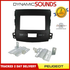CT23PE06 Car CD Stereo Double Din Fascia Panel Adaptor For Peugeot 4007 (2007>)