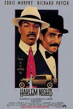 Harlem Nights Movie POSTER 27 x 40, Eddie Murphy, Richard Pryor, A, LICENSED NEW