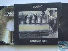 PLACEBO BLACK MARKET MUSIC uk PROMO CD ALBUM