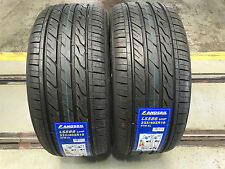X2  235 40 18 97W XL NEW LANDSAIL TYRES, AMAZING B,B  RATINGS CHEAPEST ON EBAY!!