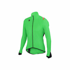 Giacca Sportful Hot Pack 5 Jacket Verde Fluo/nero S