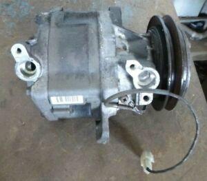 Daihatsu Sirion M100 12/01-8/04 1.0 3cyl Air Compressor
