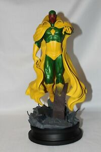 VISION Fine Art Statue Avengers Marvel Comics Presents Kotobukiya Collection