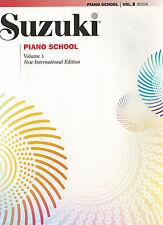 SUZUKI PIANO SCHOOL PIANO BOOK ONLY, VOLUME 3, NEW INTERNATIONAL EDITION