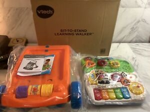 VTech Baby Walker - Sit-to-Stand Learning NEW