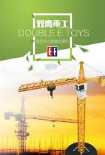 1:20 R/C Remote Control Souptoys Heavy Industry Engineering Vehicle Tower Crane