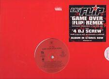 LiL Flip Game Over Remix 2004 Promo Vinyl LP