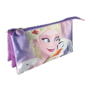 Cerdá Frozen Kulturtasche, 22 cm, Weiß (lila)