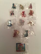 Ty Teenie Beanie Pins - McDonald's 'Superstar' Set - 2000 Release