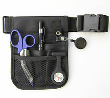 Nurses kit - pouch + watch + scissors + penlight + retractable ID holder