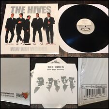 THE HIVES Veni Vidi Vicious LP 180 Gram Vinyl First / Burning Heart-punk randy