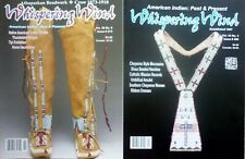2 Whispering Wind AMERICAN INDIAN CRAFTWORK & culture MAGAZINES