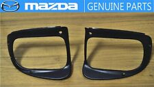 MAZDA GENUINE OEM RX-7 FD3S Headlight Cover Bezel Set JDM