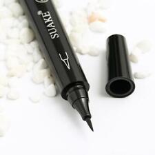 Black Eyeliner Quick-drying Waterproof Long-lasting Not Blooming Lady Liquid Pen