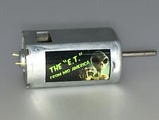 New E.T. Drag Slot Car Motor 1/24 from Mid America Raceway ET