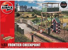 AIRFIX KIT 1:32 FRONTIER CHECKPOINT 06383 SERIE 6