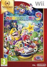 Mario Party 9 - Nintendo Wii / Wii U Brand New Sealed