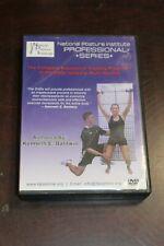 Npi National Posture Institute Professional Series Resistance Training Dvd Set