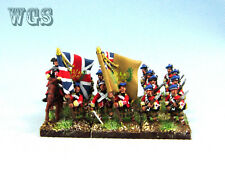 15mm SYW Seven Years War WGS painted British Musketeer Btln Ba9