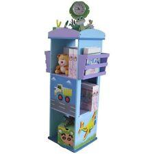 Children's Vehicles Bookcases