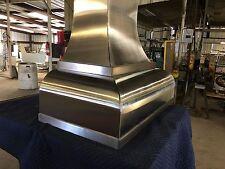 Custom Stainless Steel Vent Hood