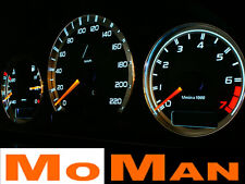 93-00 Mercedes W202 plasma tacho glow gauge plasma dials plasmaskiver shift dial