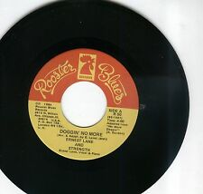 BLUES/FUNK 45: ERNEST LANE on ROOSTER BLUES Doggin' No More/Little Girl