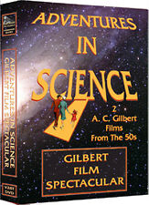 Gilbert Film Collection W/ Af Factory Tour On Dvd W Free Shipping!