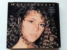 Mariah Carey SELF-TITLED DEBUT cd 1990 PROMO DIGI-PACK s/t.digipak.digipack.pak