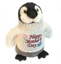 Happy Mother's Day Penguin Plush