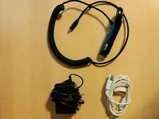 Motorola phone chargers (set with power outlet, USB, and car port chargers)