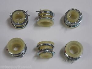 52 53 54 55 56 57 58 Lincoln & Mercury Window Rollers 1952 1953 1954 1955 1958