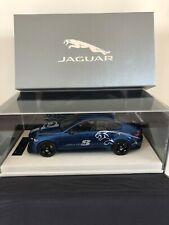 Jaguar XE SV Project 8 VAV Models 1:18 Blue No autoart bbr mr 1:43 Very Rare