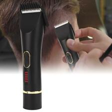 Electric Men Hair Clippers Trimmers Cutting Shaver USB Rechargeable Machine